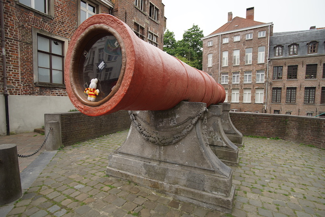 Ko Nientje in de Dulle Griet in Gent (België)