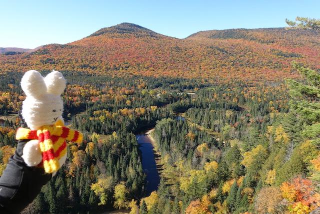 Ko Nientje in Mont Tremblant National Park (Canada)