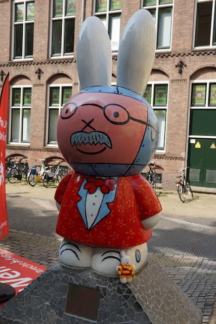 Ko Nientje bij Nijntje in Utrecht
