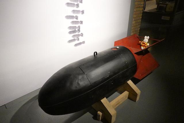 Ko Nientje in het Memory Museum in Nijverdal