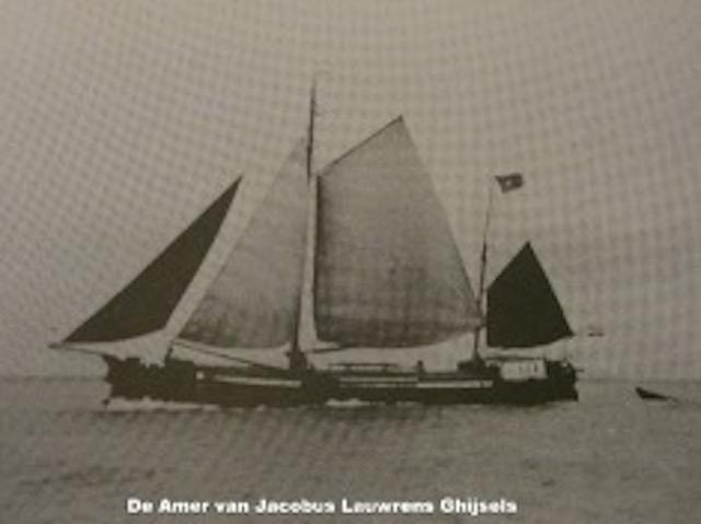 De Amer van Jacobus Lauwrens Ghijsels