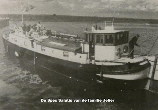 De Spes Salutis van de familie Jelier