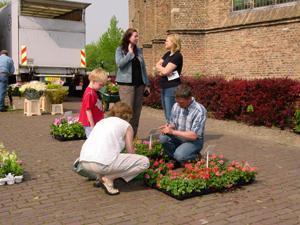Plantenmarkt 2006