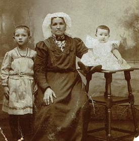 Tante Jans 100 jaar
