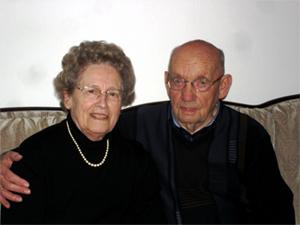 Meneer en mevrouw van Damme